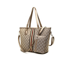 Wholesale Stylish Mommy Canvas Milano Shoulder Bag Tote Bag