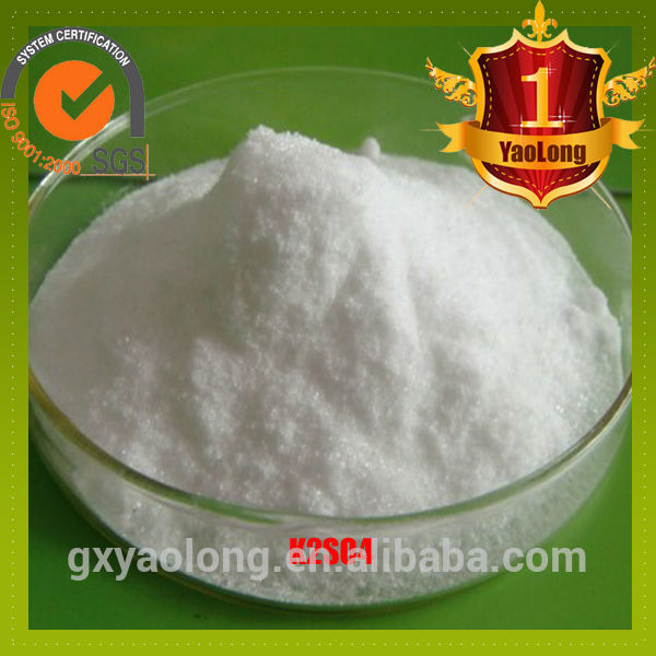Water treatment alum potassium hydrogenfluoride khf2 for wholesales