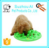 Slow Feed Dog Bowl Interactive Puzzle Nonskid Silicone Pet Bowl to Slow Down Eating