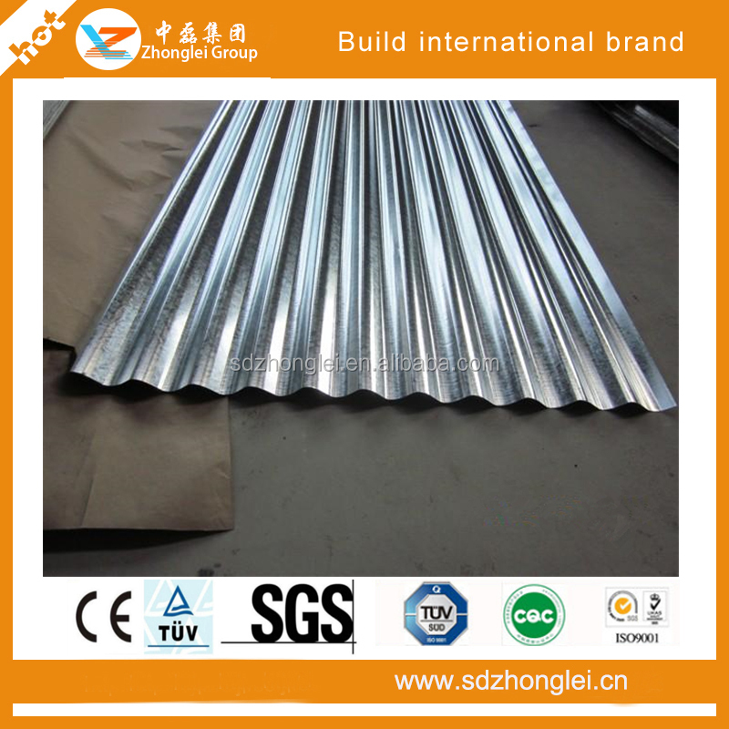 high quality metal roof tile roof coating corrugated steel sheet