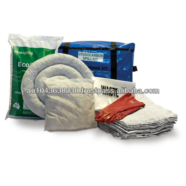 100L Hydrocarbon (Fuel and Oil) Spill Kits