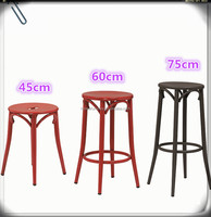 wholesale french swiwel bar stool for cafe industrial chairs and stools