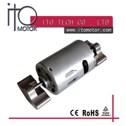 24v dc electric motor for cordless power tools/fan and massager motor/vibration motors (RS-550/555)