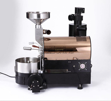 Manufactured in China Gas Industrial Coffee Roaster 1kg