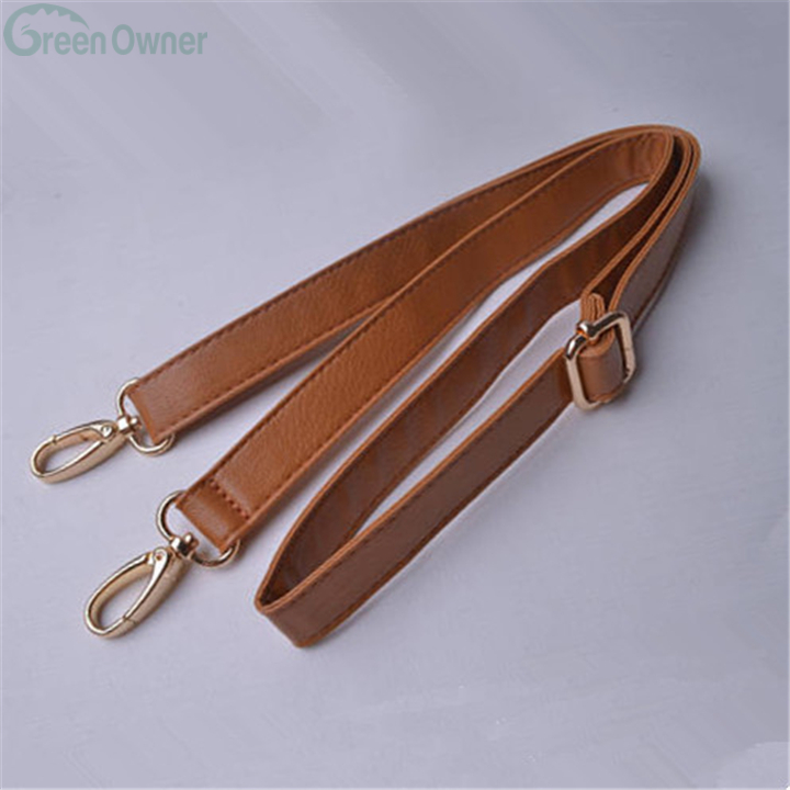 Newest sale Long Pu Leather Solid Wrist Strap, Bags And Purses , Bag Accesseries