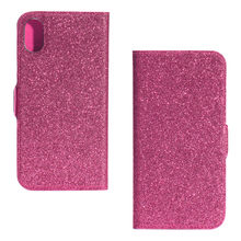 OEM Factory Mobile Phone PU Leather Flip Case for iPhone 8
