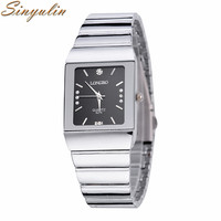 Online Shopping Longbo Special Design Alloy Women Men Clock Custom Watches 8274