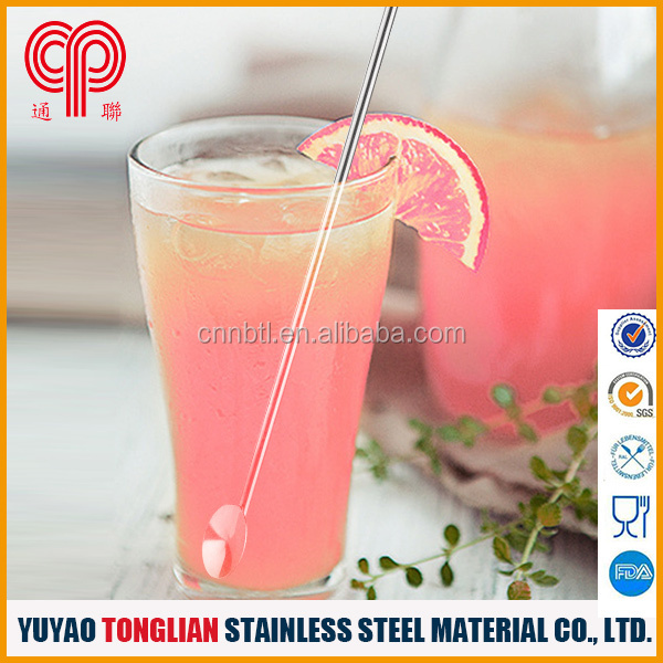 Stainless Steel long drinking straws