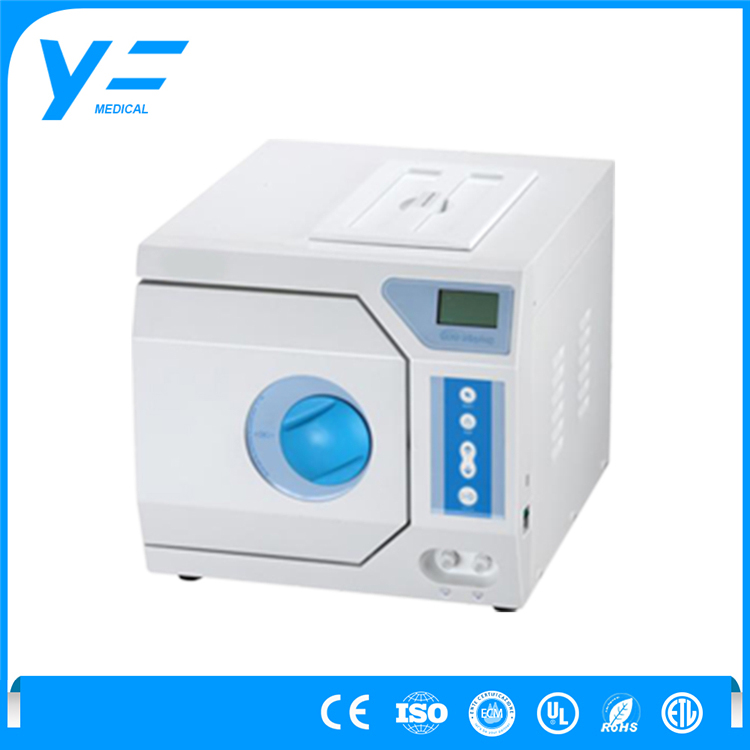 New Style Dissimilarity 23L Class N Pressure Sterilization Equipment Thermal Vacuum Autoclave Machine