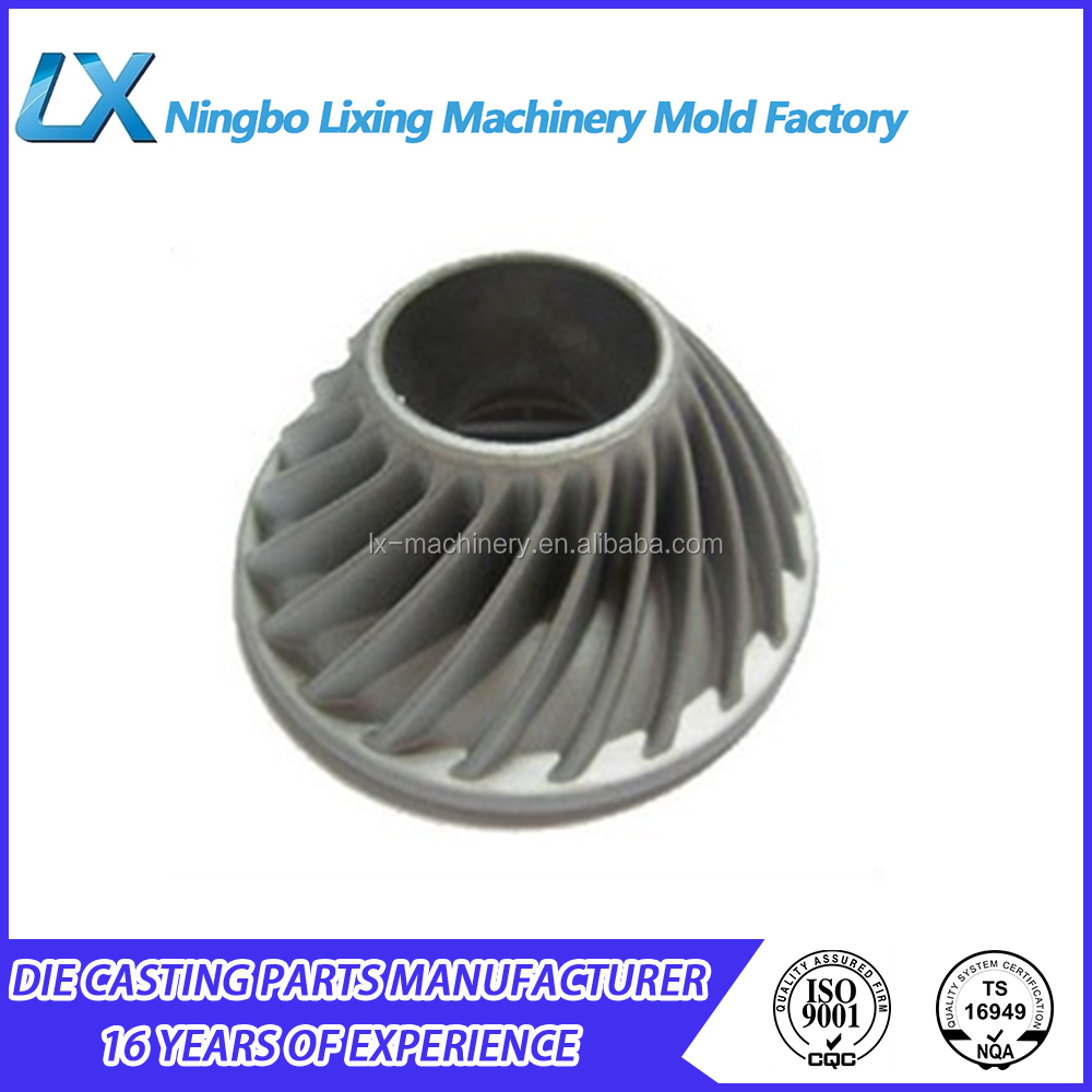 High Power Aluminum Alloy Die Casting LED Street Lighting Fixture/Housing/Shell/Cover