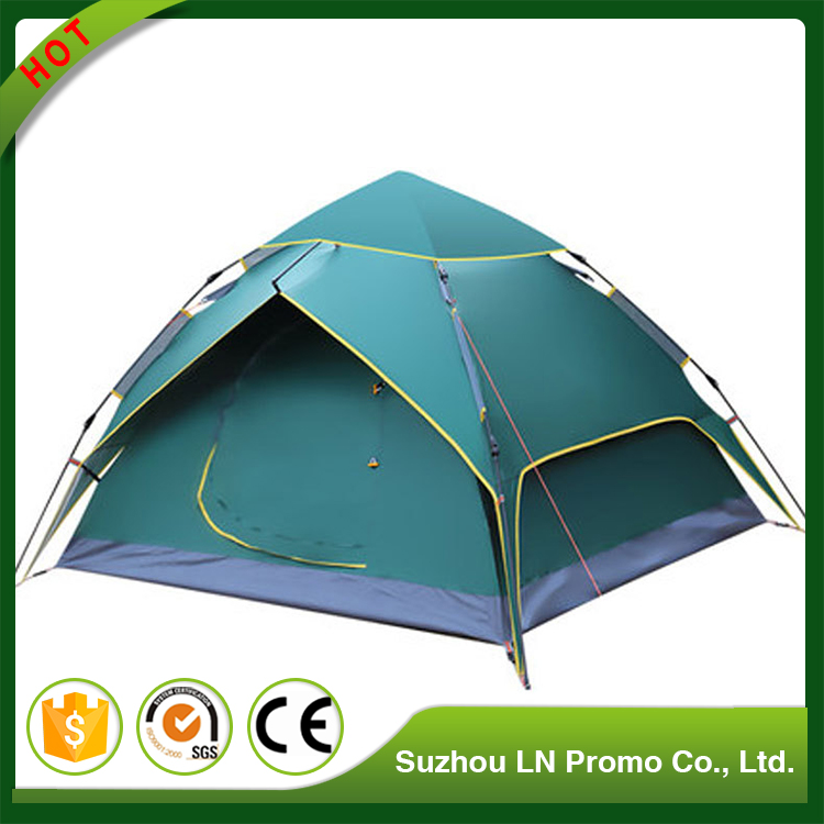 High Quality Waterproof Ultra Light Luxury Family Camping Tent