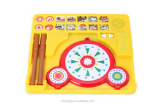 kids touch drum toy set digital drum