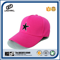 Design your own los angeles hat basic cap from professional supplier