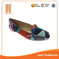 Hot Selling New Fashion Falt Shoes Made In China Casual Shoe