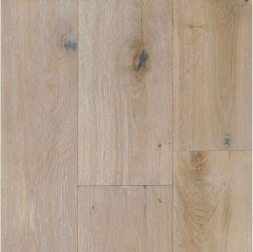 Oak engineered wire brushed multi colored wood flooring