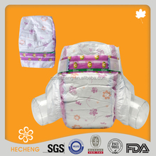 Super Soft Cloth-like Disposable Sleepy Baby Diapers