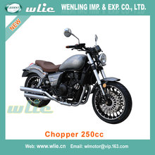 China factory motorcycle engine parts dealerships cruiser Street Racing Motorcycle Chopper 250cc