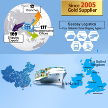 Shanghai logistic service to uk