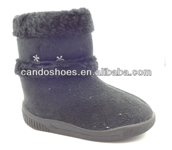 fur boot baby plain shoes citi trends boots