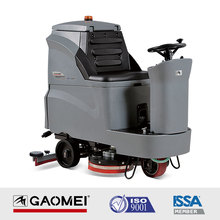 GM110BT85 Road Sweeping Scrubber Machine