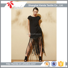 China Wholesale High Quality Long Dress Black