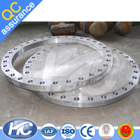 Hot selling Ansi b16.5 spectacle blind flange / cast iron flange with different dimensions