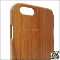 New arrival cheap cherry wood mobile phone cover for iphone6 4.7inch case