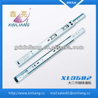 35mm 2-fold drawer slide