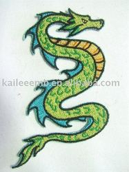 Dragon Embroidered Patches