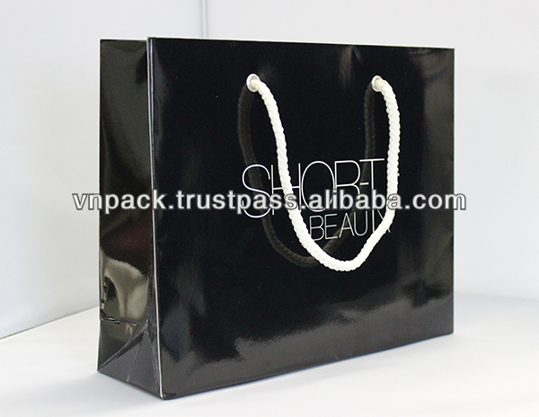 Cosmetic Paper Bags