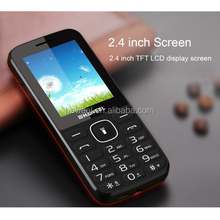 OEM 2.4 inch GSM Low cost Feature Phone Bar Type Quad Band Dual Sim Card Haweel X1 Mobile Phone