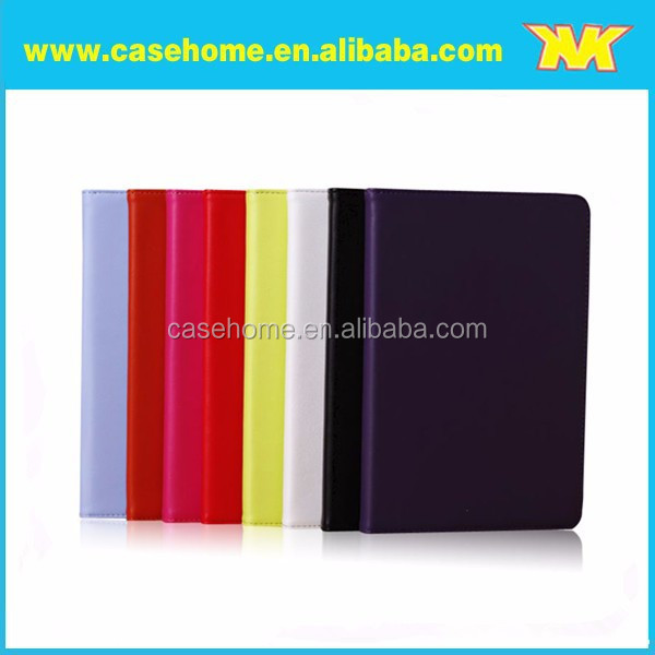 for ipad mini case,for ipad cover, pu leather case for ipad