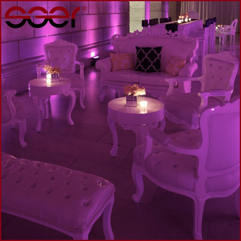 CHINA manufacture new wedding guests club night party sofa