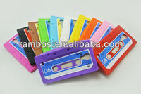 3D Video Cassette Phone Back Case Skin cover for Samsung Galaxy S4/SIV i9500