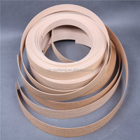 plastic wood color edge band tapes for hpl board