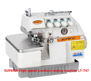 used 4 thread overlock sewing machines good price
