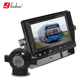 "5"" TFT LCD monitor Car Reversing Aid Camera Kits Bus Truck"