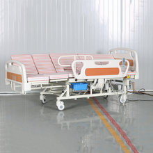 elderly care electric metal hospital auto adjsutable nursing bed price