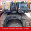 low price used 30ton crawler backhoe excavator ec290blc for sale