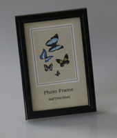 plastic photo frame cheap colorful picture frame PVC