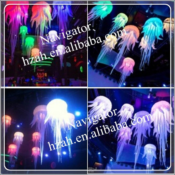 inflatable Jellyfish Decoration Inflatable Octopuses
