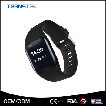 2017 Newly heart rate monitor with factory price, smart watch factory