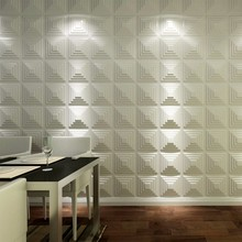 wave effect decorative 3d wall panels for home decorate