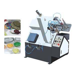 Reasonable Price DGT-A 15-80 g/m2 Greaseproof Paper Cup Tray Making Machine
