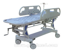 multifunctional hospital transfer patient stretcher trolley