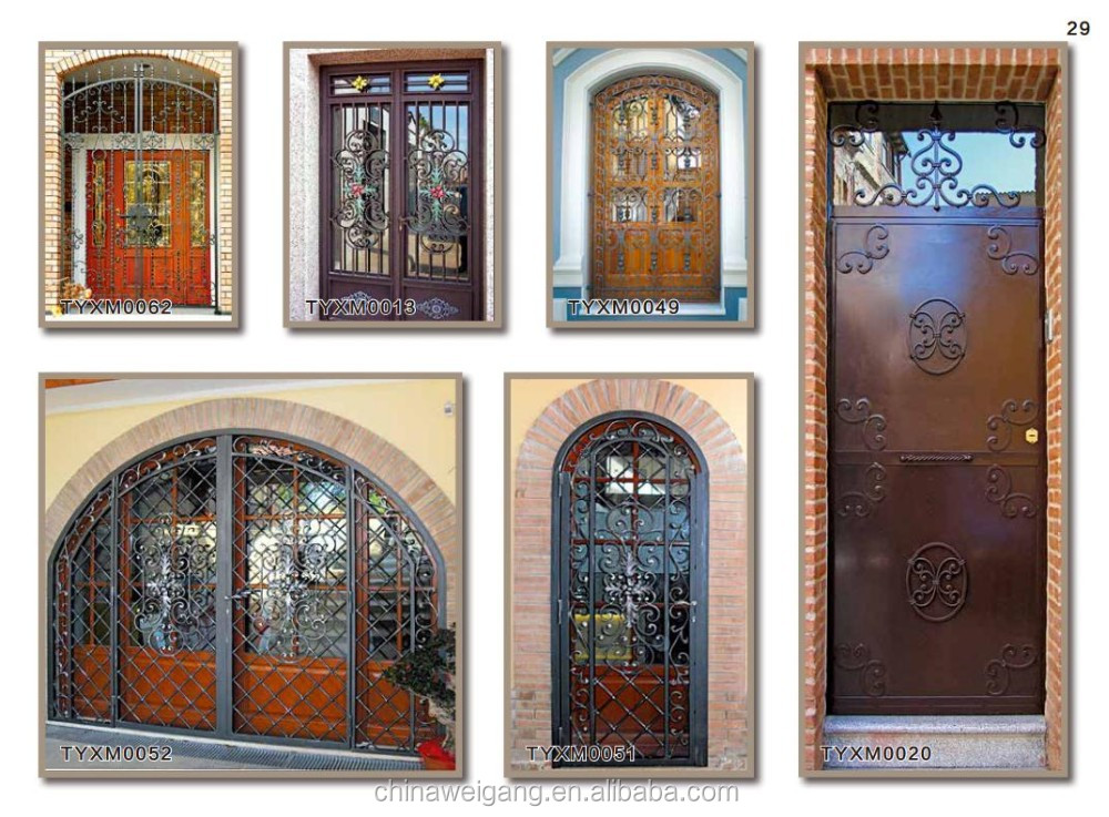 doors wrought iron lowes wrought iron door wrought iron double entry