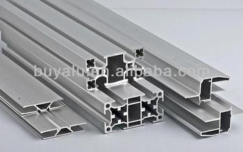 2017 Hot Sell High Quality Aluminum Industrial Profile