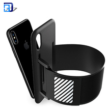 Wholesale alibaba silicone tpu back cover case sports armband phone case for iphone x