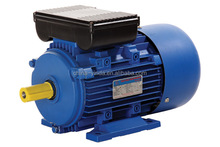YL series single phase aluminum housing 2HP 220V electric motor/ electric motor 220v 3kw