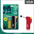 Lengthened Windproof Butane Torch Lighter